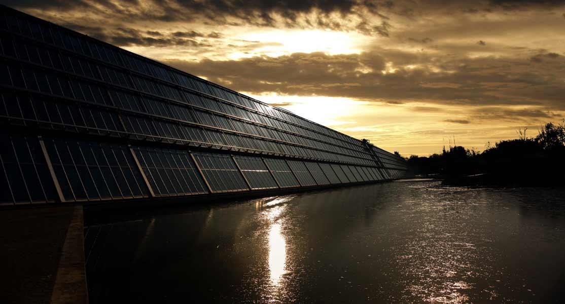 A napelem feltörekvőben