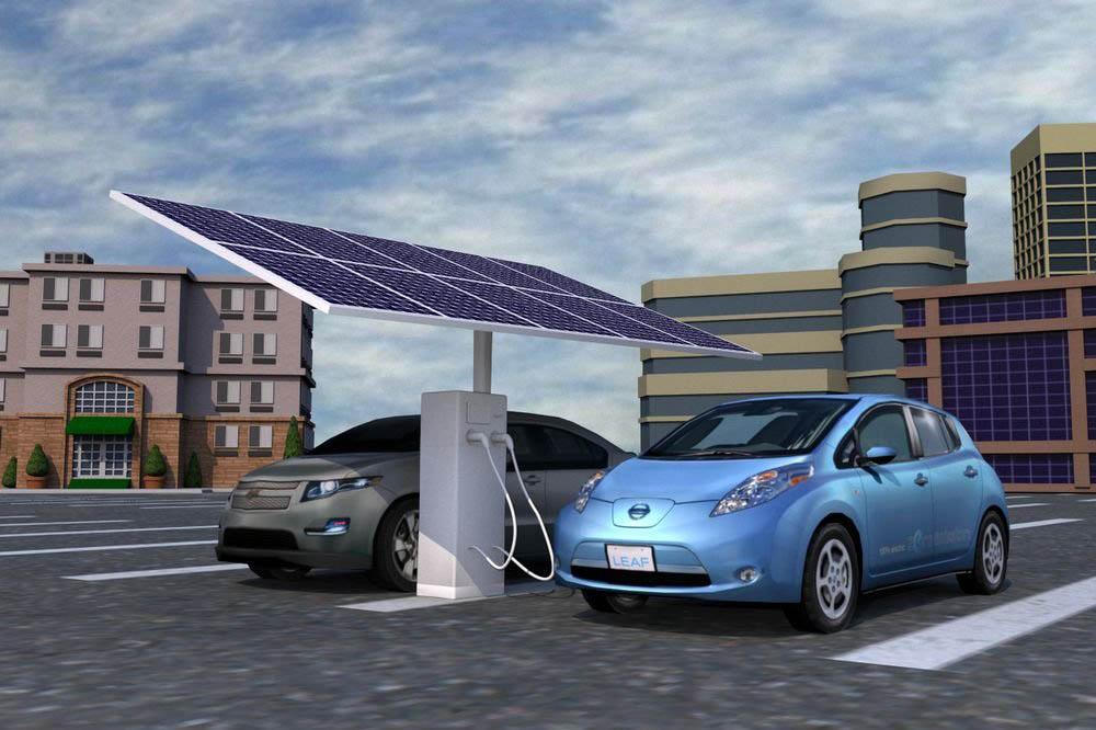 Elektromos autók töltése napelemekkel: a jelen és a jövő lehetőségei