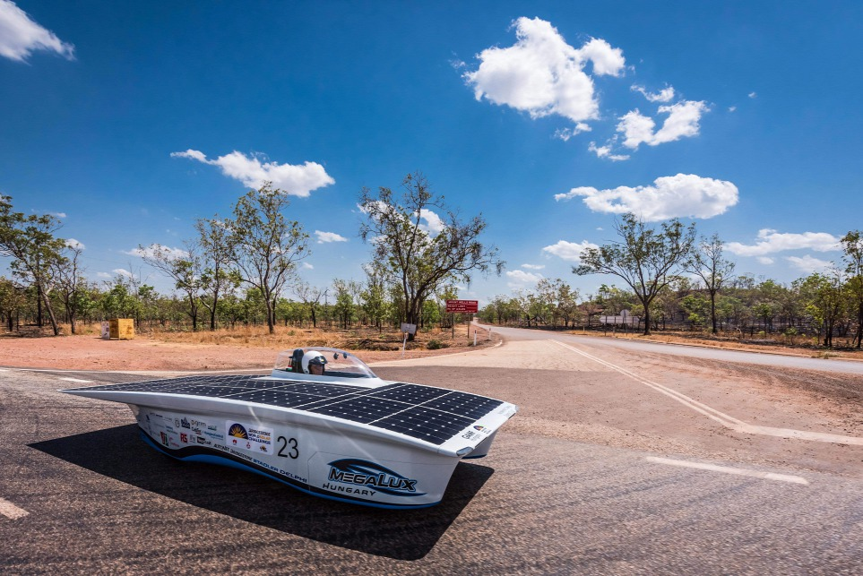 World Solar Car Challange